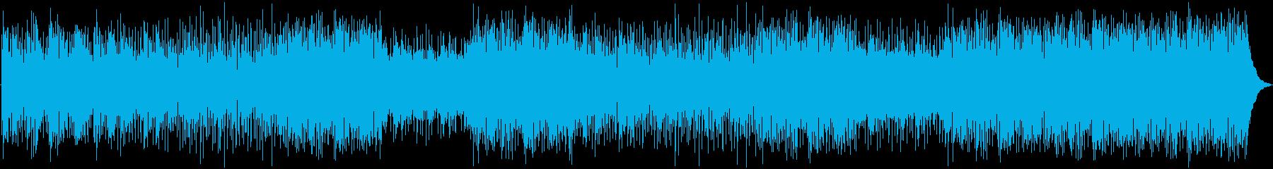 エレクトリックピアノ、アコースティ...の再生済みの波形