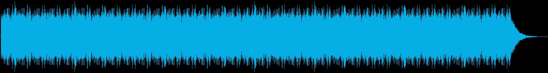 【ミニマル】ニュースE・報道・ループの再生済みの波形
