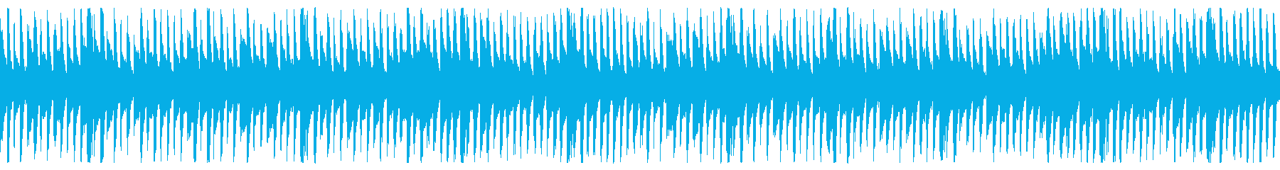 【リズムベース抜き】明るく爽やかなPR動の再生済みの波形