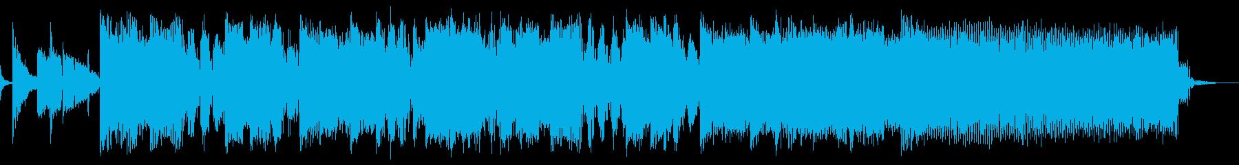 スラッシュALT。混合の再生済みの波形