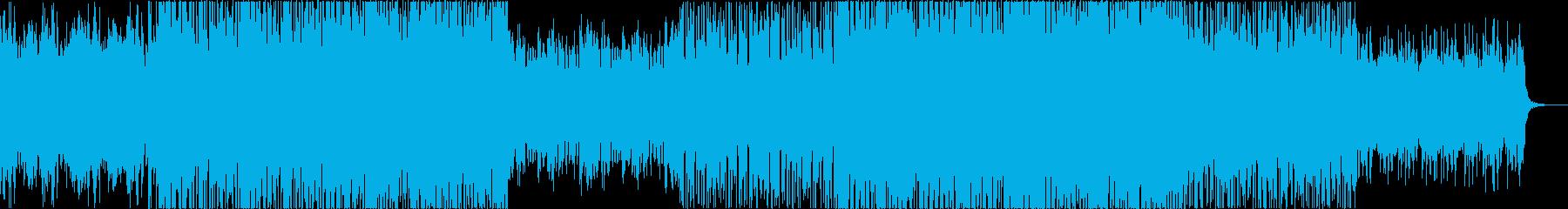 アジア ラウンジ 癒し ヒーリングアロマの再生済みの波形