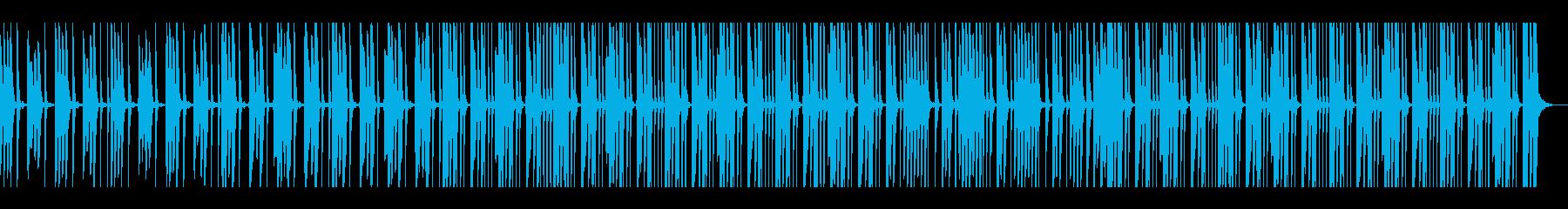 キュートでキャッチーなメルヘンの世界の再生済みの波形
