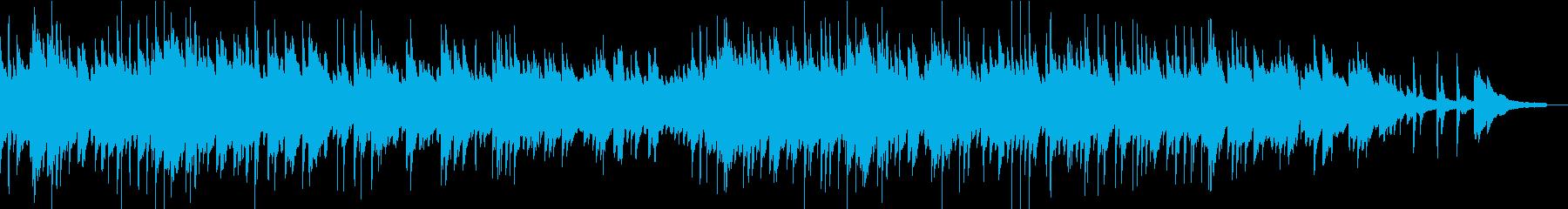切ないメロディックなピアノソロの再生済みの波形