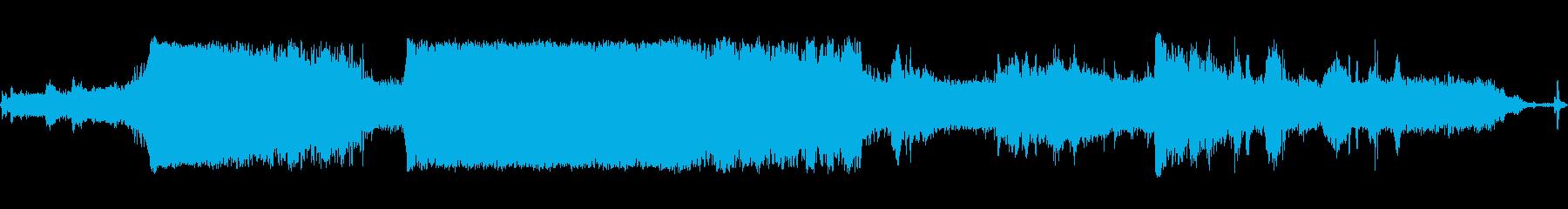 WW2ハーフトラック:オンボード:...の再生済みの波形