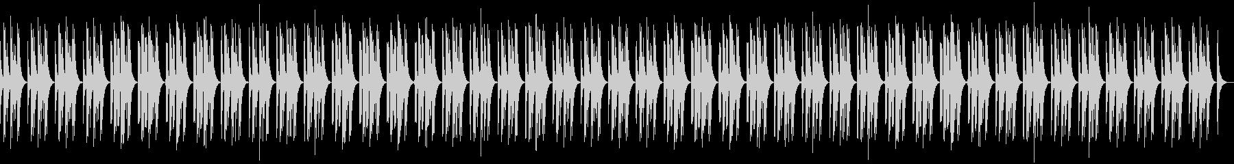 和風・日常・琴・三味線・尺八の未再生の波形