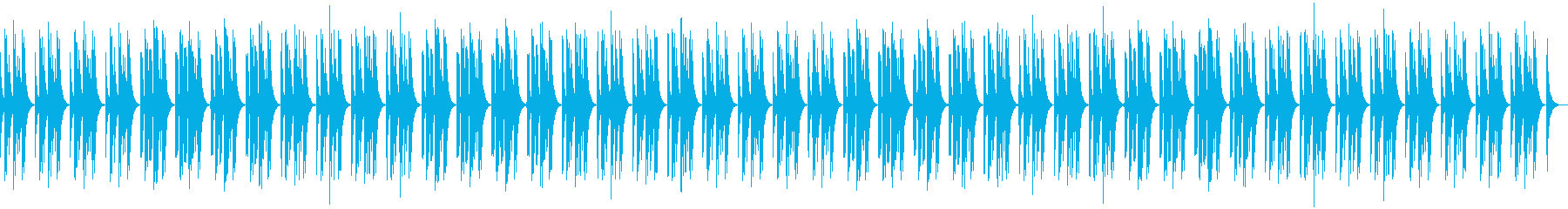和風・日常・琴・三味線・尺八の再生済みの波形