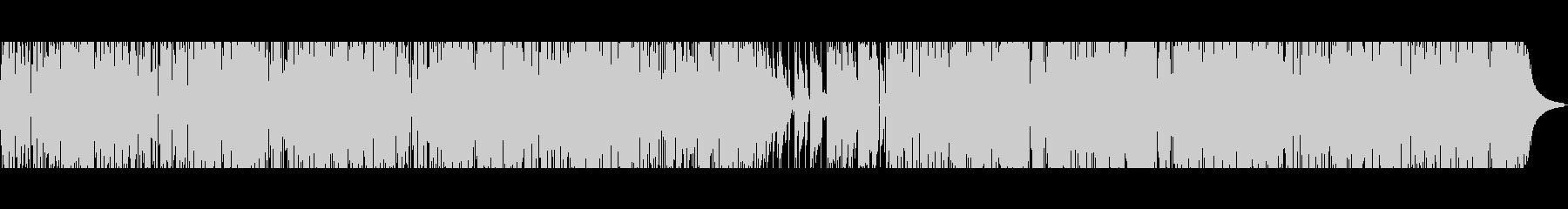 70年代風ソウルポップス風インストの未再生の波形