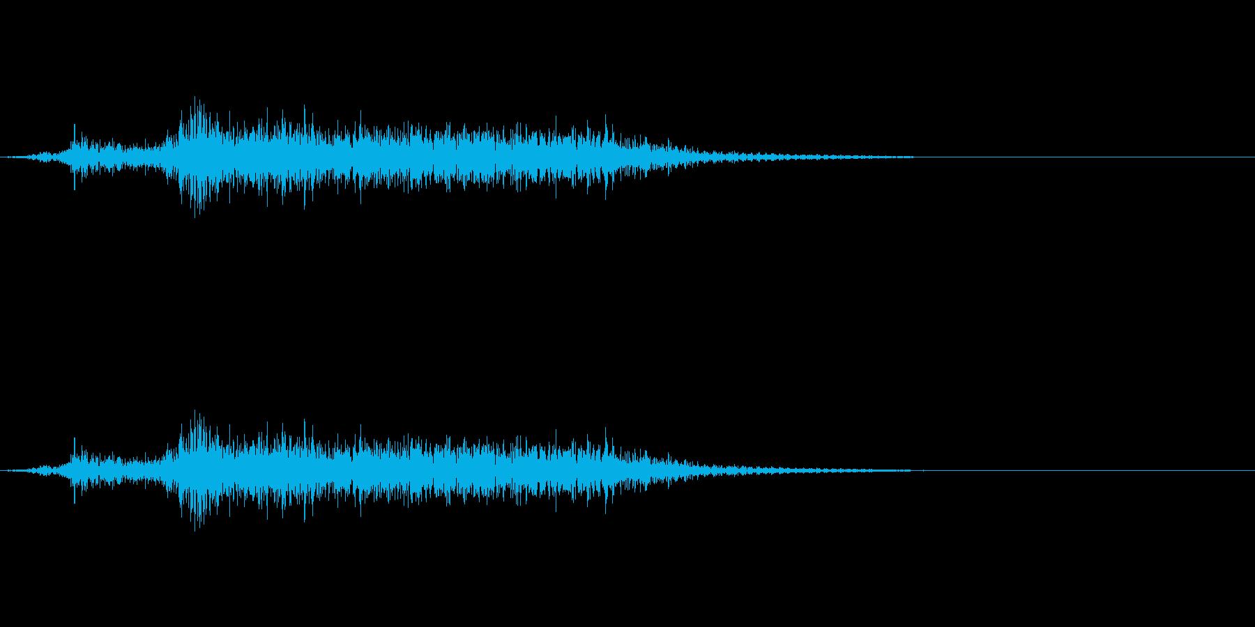 剣・抜く-11の再生済みの波形