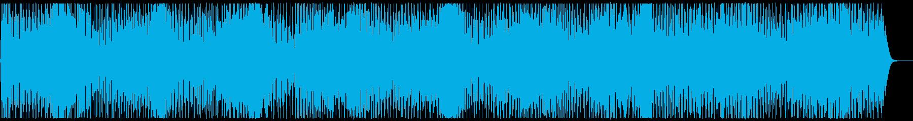 大胆なストリングス、ダイナミックな...の再生済みの波形