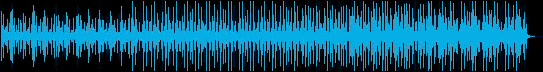 コーポレートに!モダンで可愛いハウスMの再生済みの波形