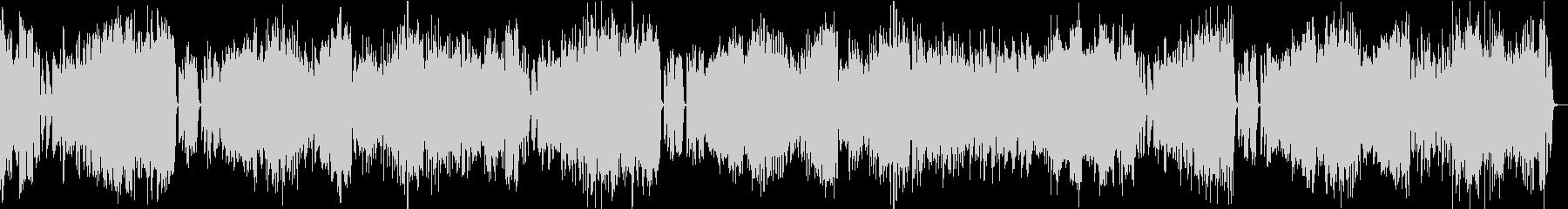 ベートーベン/バイオリンソナタ8–1の未再生の波形