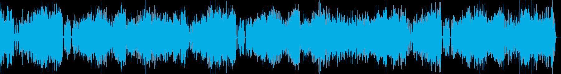 ベートーベン/バイオリンソナタ8–1の再生済みの波形