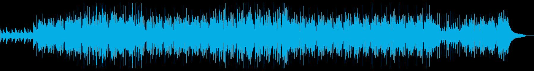 春/爽やか/ポップ/バンド/シンプルの再生済みの波形