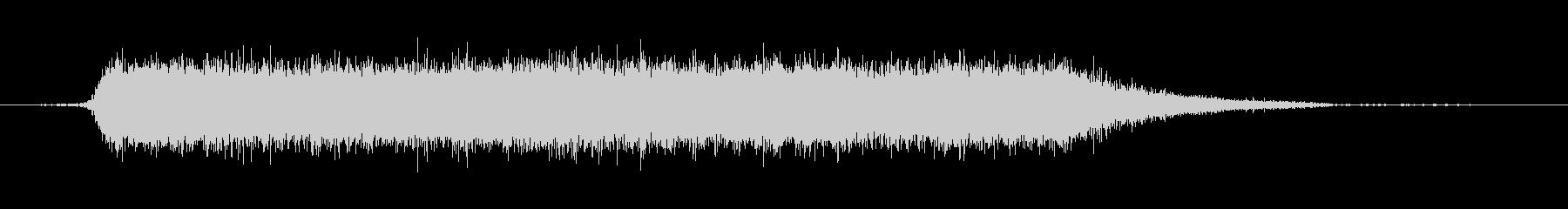 工具_ドリルの動作音1の未再生の波形