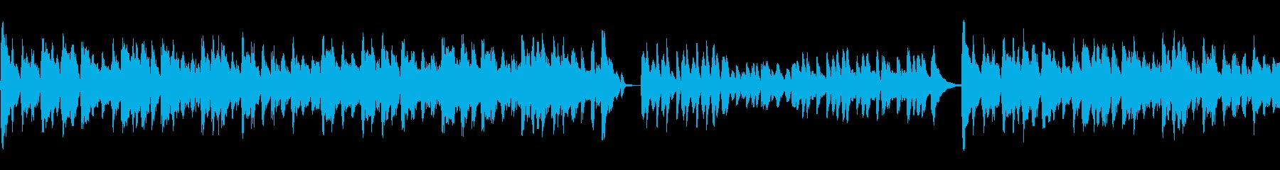Cartoon ピアノ ストリング...の再生済みの波形