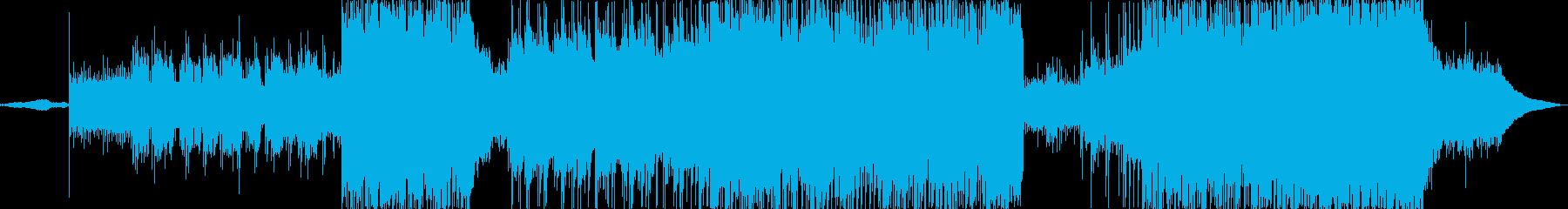 キャッチーな女性シンガー/ソングラ...の再生済みの波形