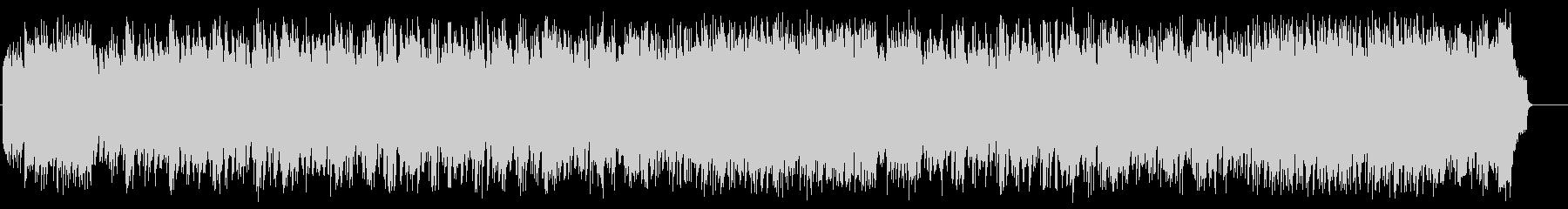 滑らかなピアノのバラード(フルサイズ)の未再生の波形