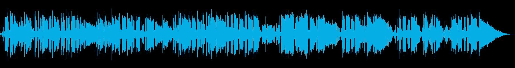 エレクトリックギターのブルース。 ...の再生済みの波形
