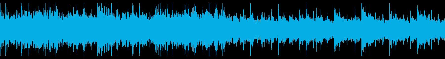 爽やかピアノメイン(ループ仕様)ver2の再生済みの波形