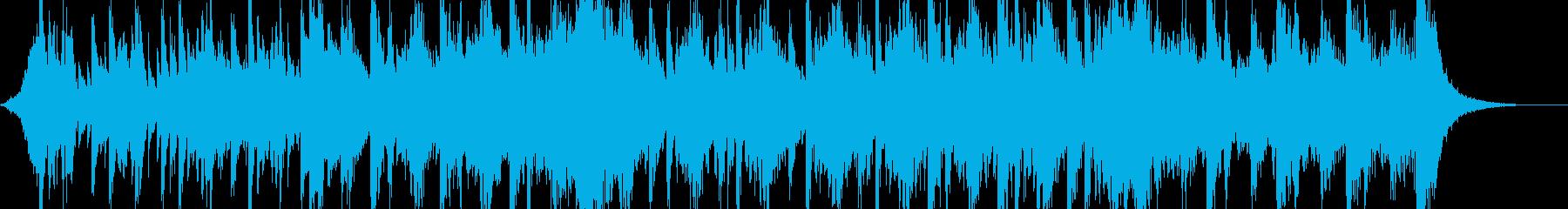 推理シーン的な楽曲。の再生済みの波形