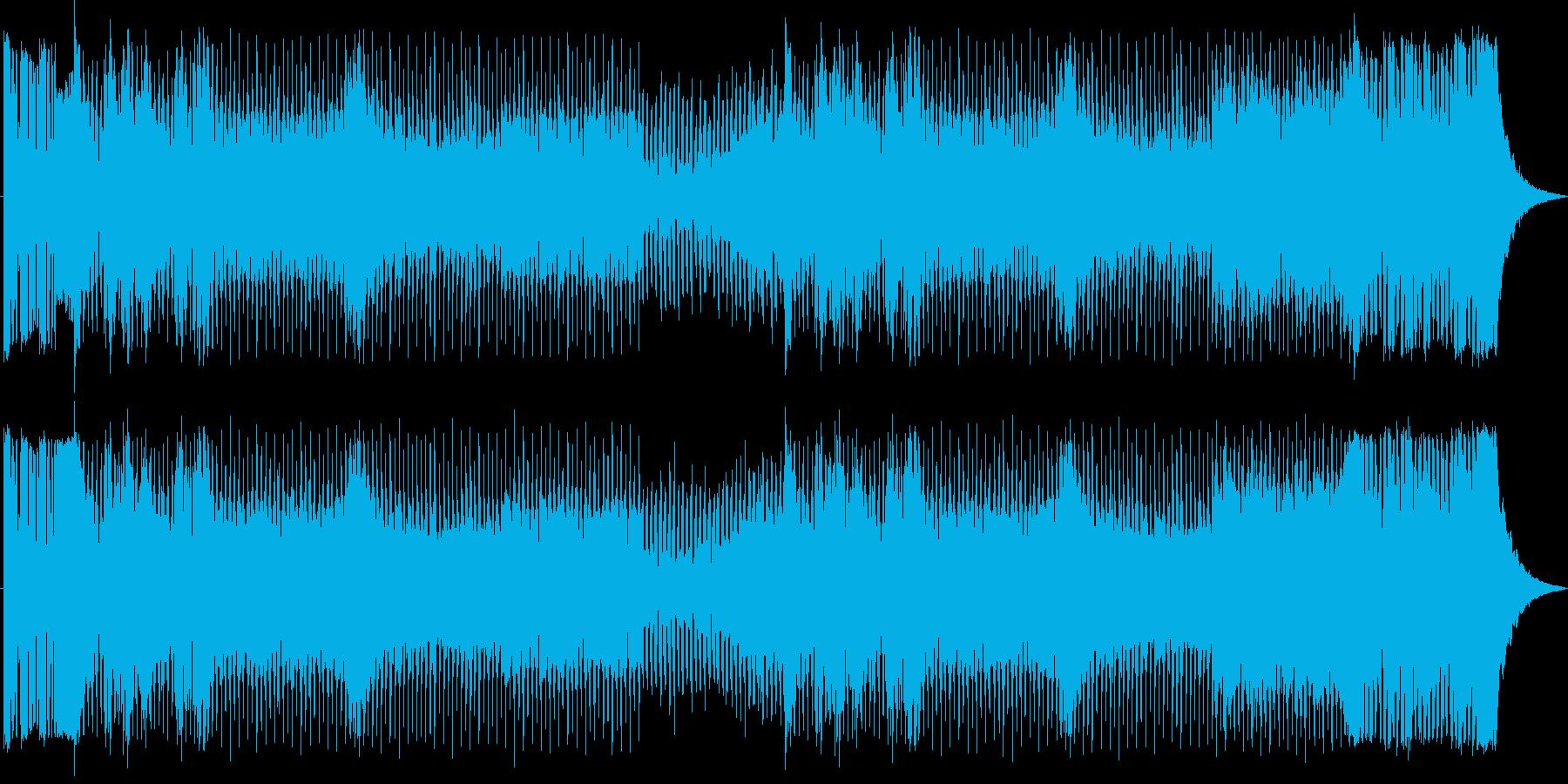 幻想的 神秘的 テクノ 不思議 瞑想の再生済みの波形