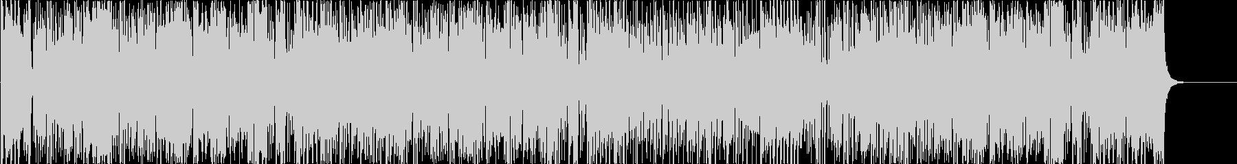 【生演奏】朝の情報番組風バイオリン曲の未再生の波形