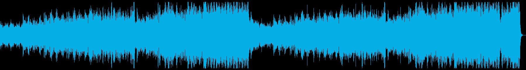 広がる希望のオーケストラ x2回の再生済みの波形