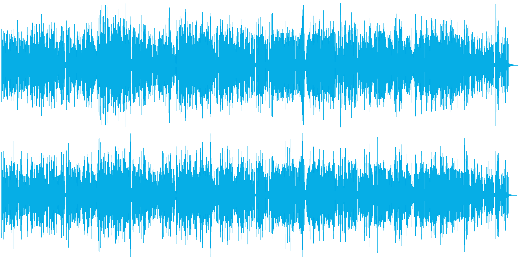 ピアノ・トリオNo.4/アドリブ重視の再生済みの波形
