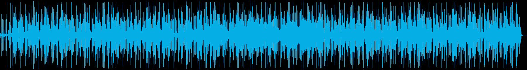 クリスマス ボサノバ Christmasの再生済みの波形