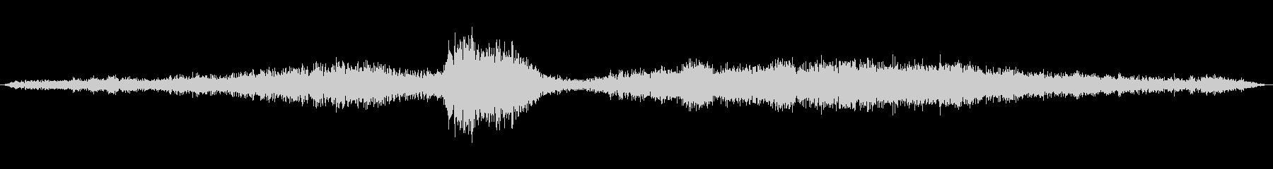 1978シェビーヴァン:速くドライ...の未再生の波形
