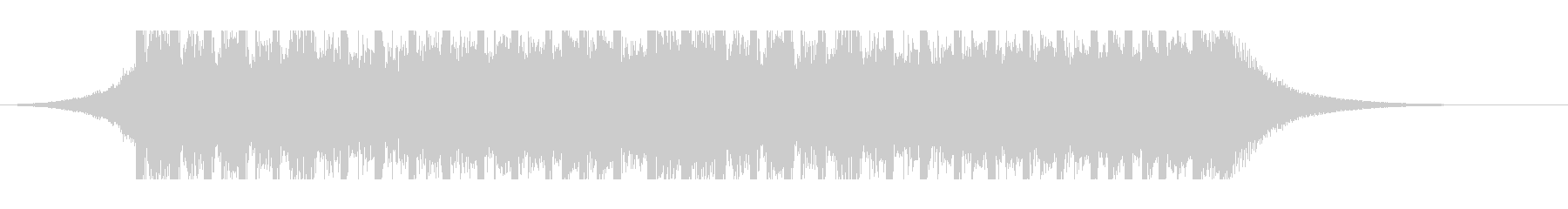 ベンチャー(ショート2)の未再生の波形