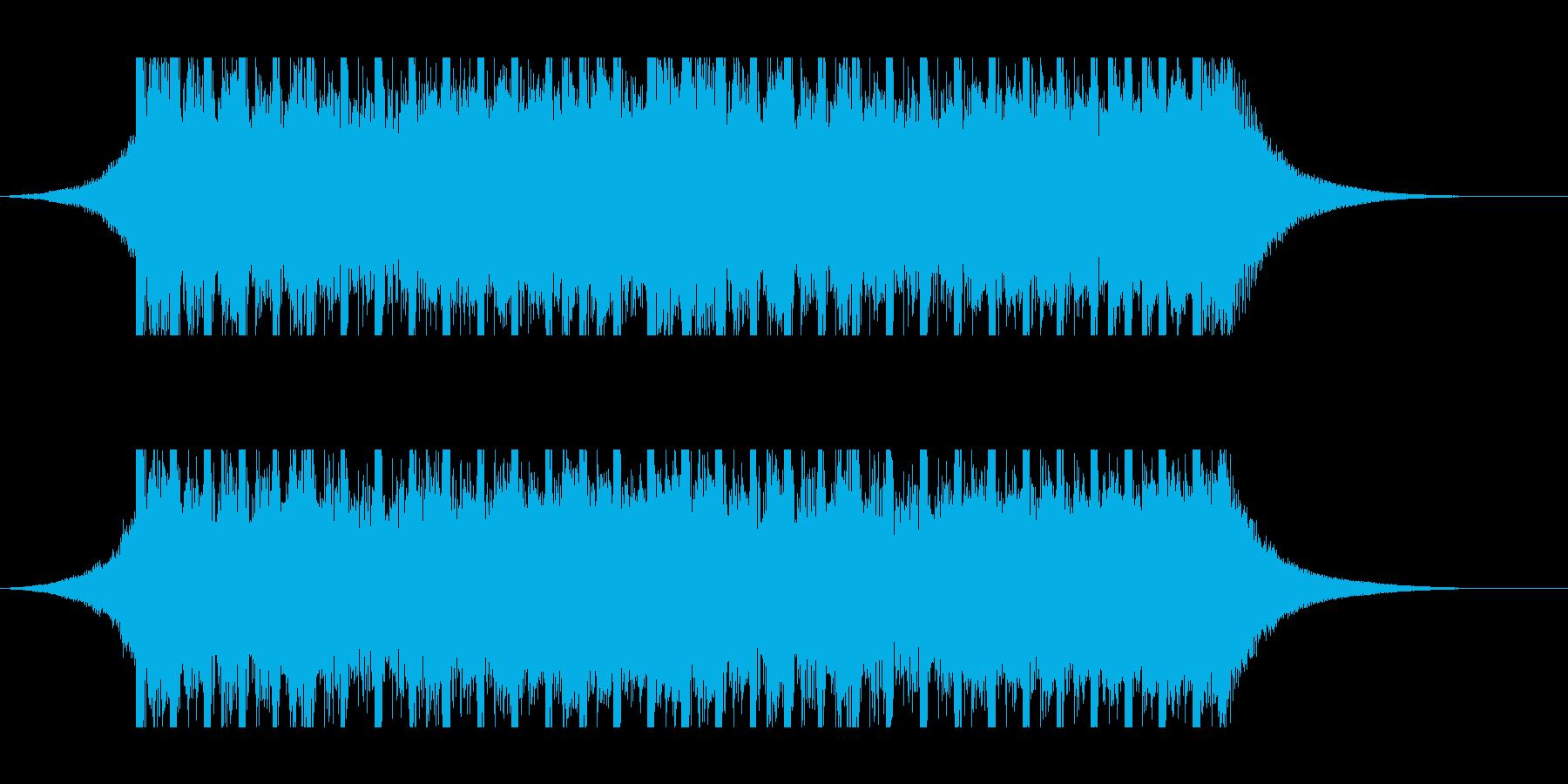 ベンチャー(ショート2)の再生済みの波形