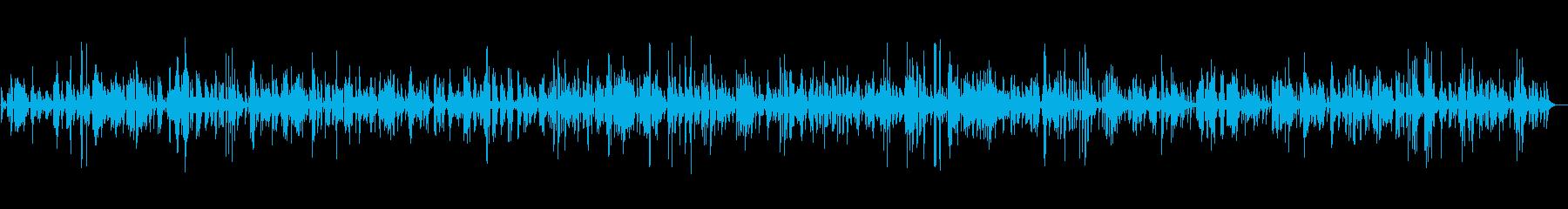 BGM|カフェで癒されるピアノJAZZの再生済みの波形
