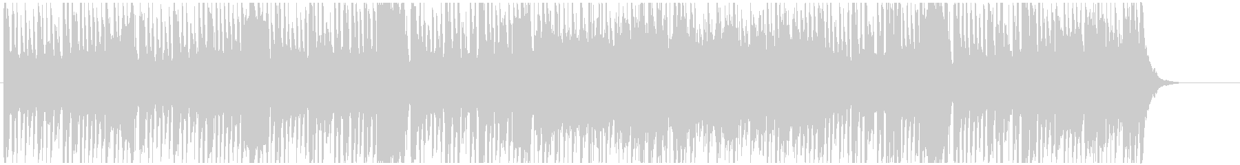 Fantastic and cute BGM's unreproduced waveform