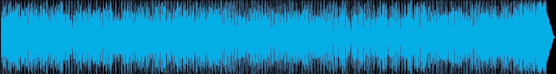 ボサノバ、ピアノバー。フルートソロの再生済みの波形