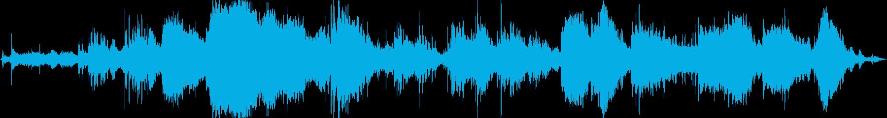 ヨガとマッサージ。 Pianoする...の再生済みの波形