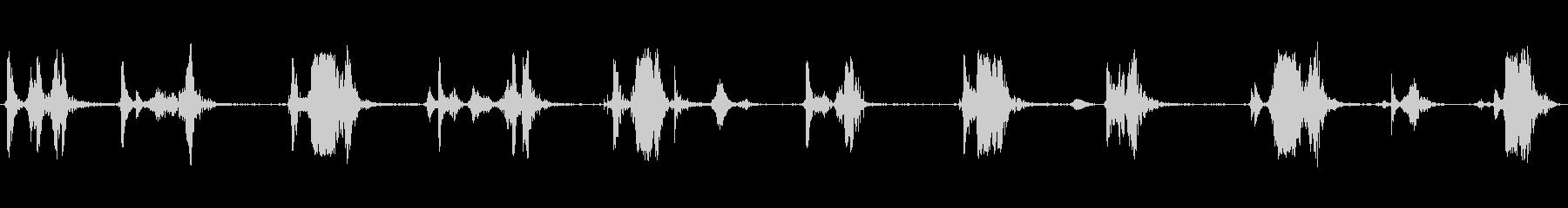 エンシェントウッドラッチ:オープン...の未再生の波形