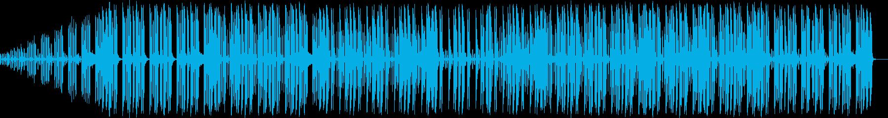 トラップ ヒップホップ R&B 神...の再生済みの波形