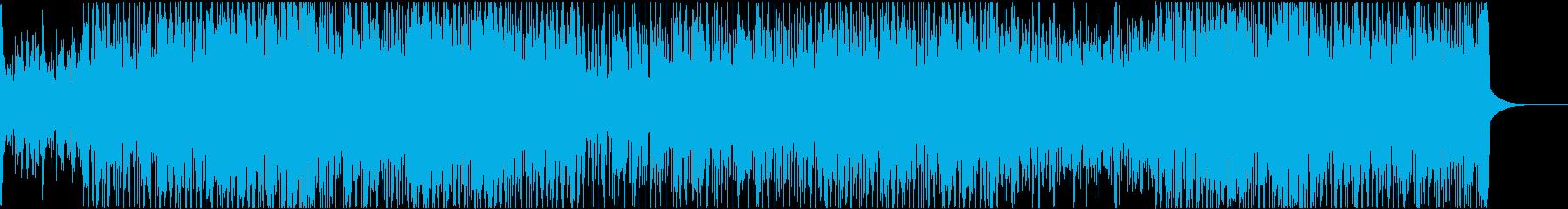 伝統的なジャズ ビバップ 壮大 バ...の再生済みの波形