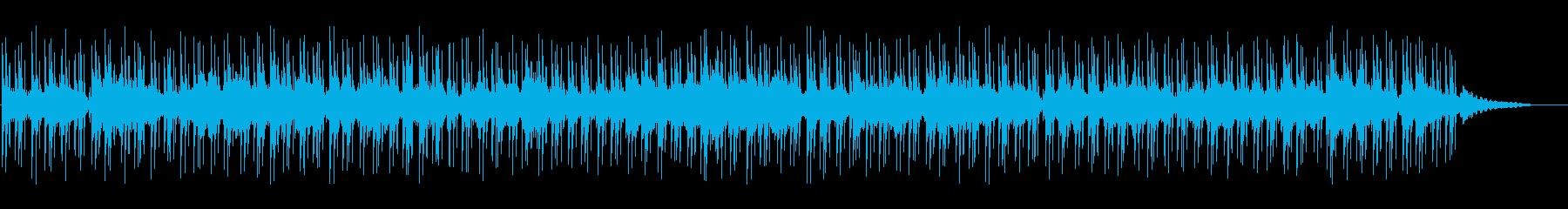 エレピ中心のおしゃれなチルアウトR&Bの再生済みの波形