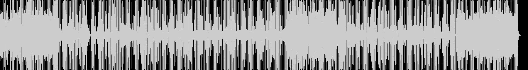 都会をイメージしたCitypopの未再生の波形