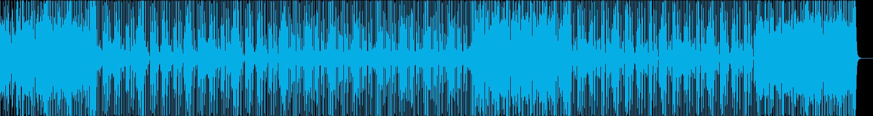 都会をイメージしたCitypopの再生済みの波形