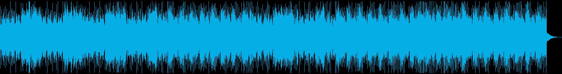 アコースティックセンチメンタル(アコギ)の再生済みの波形
