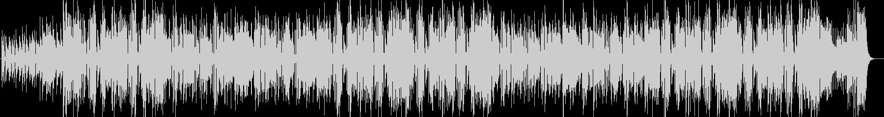 爽やかなビッグバンド コンテンポラリー系の未再生の波形