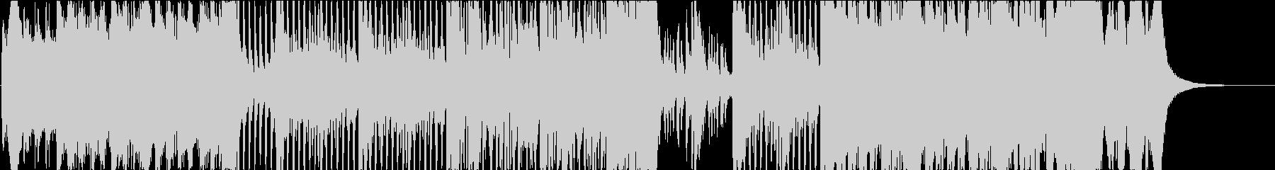 オーケストラ・アップリフティング1の未再生の波形