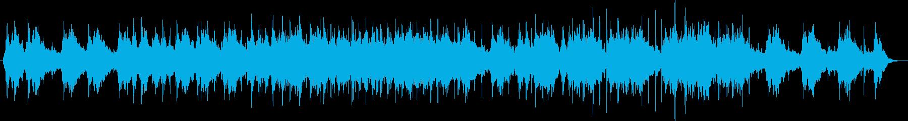 アンビエント効果音に最適です。の再生済みの波形