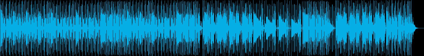 ダークな、重たいイメージのインスト曲。の再生済みの波形