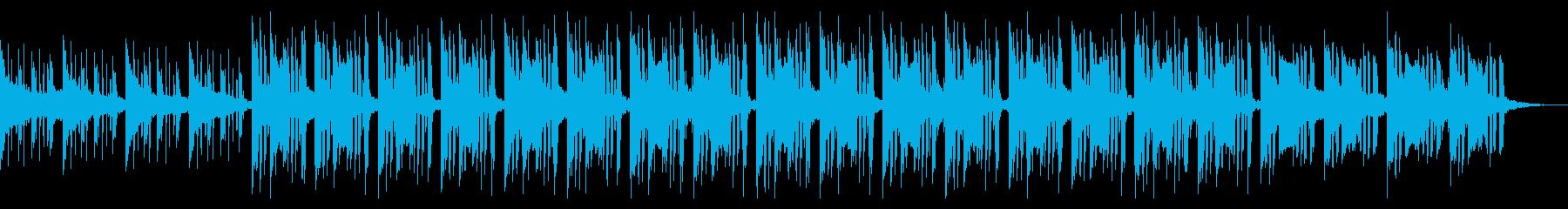 推理サスペンス ショート ミステリー劇伴の再生済みの波形