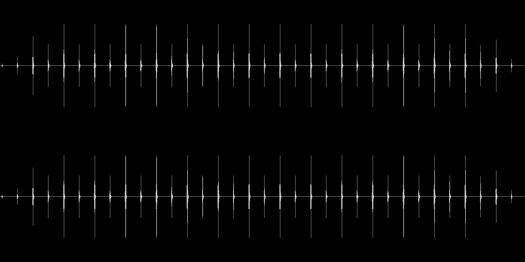 時計 tick tock_4-2_dryの未再生の波形