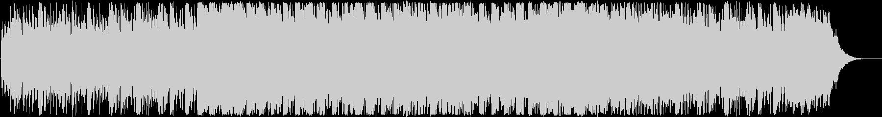 CM・キラキラ楽しい洋楽EDMの未再生の波形